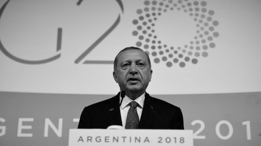 G20 Erdogan Turquia la-tinta