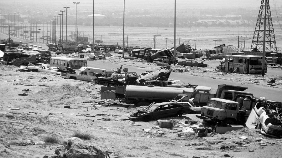 Irak masacre ruta 80 la-tinta