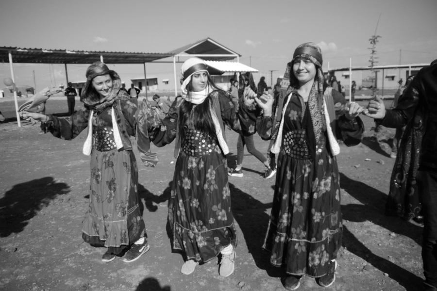 Kurdistan Jinwar aldea de mujeres la-tinta
