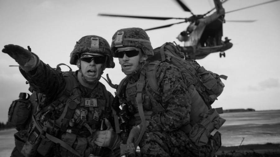 OTAN ejercicio militar Trident Juncture la-tinta