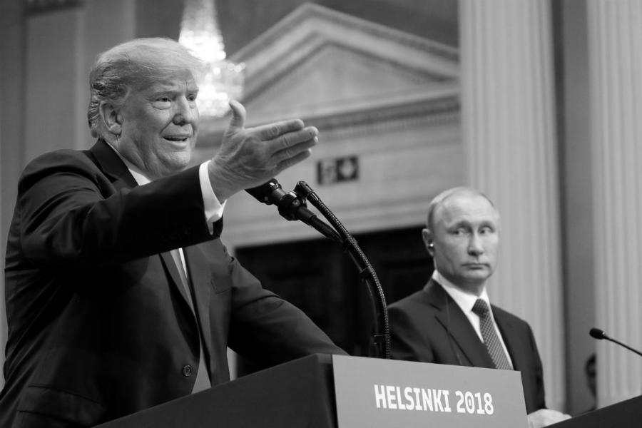 Rusia Estados Unidos presidentes la-tinta