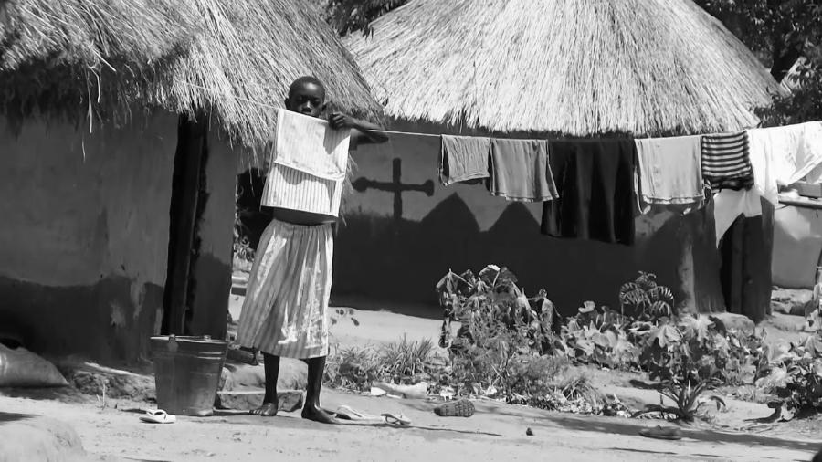 Uganda Bidibidi campo de refugiados la-tinta