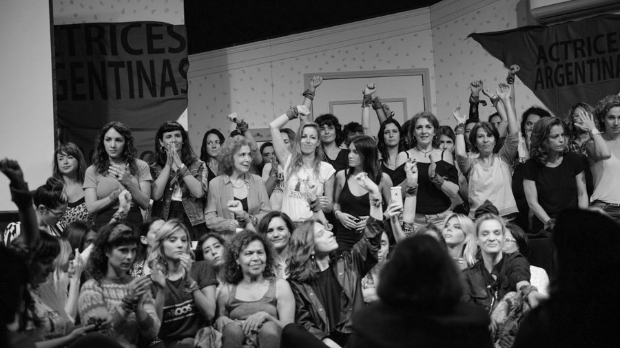 denuncia actrices argentina juan darthes thelma fardin