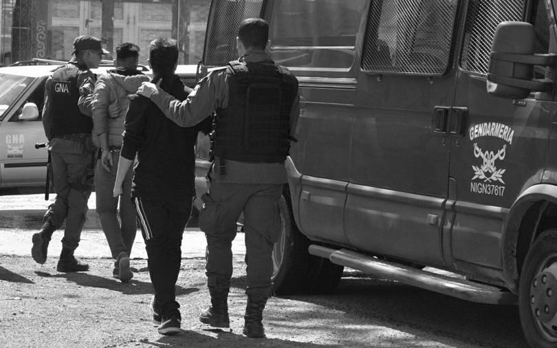gendarmeria detenidos doctrina bullrich