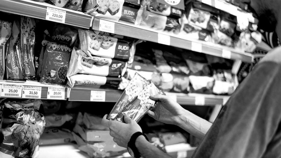 gondola-navidad-precios-supermercado