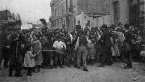 Anarquistas: la huelga de lxs inquilinxs de 1907