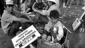 La cara social del ajuste macrista: para la UCA, la pobreza se disparó y llegó al 33,6%