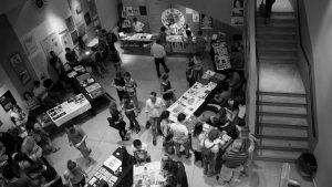 Maní con cáscara, activismo y gráfica en el gigante de Alberdi