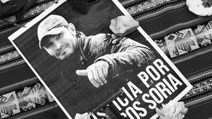 Gritar justicia por Marcos Soria