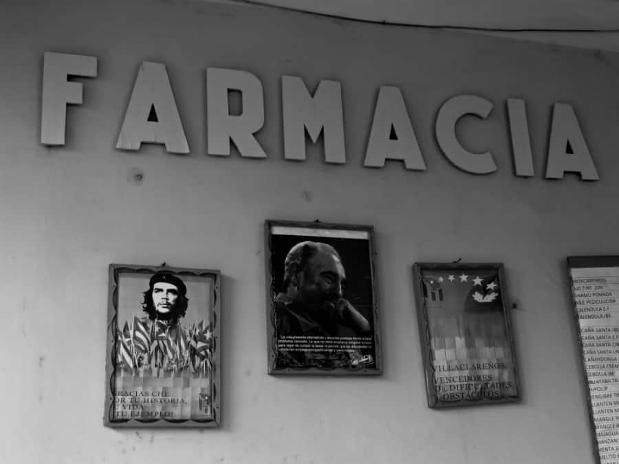 Farmacia La Habana Cuba la-tinta