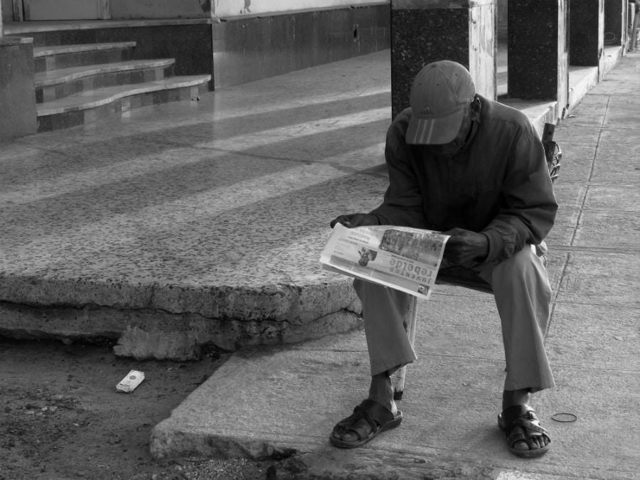 Habitante La Habana Cuba la-tinta