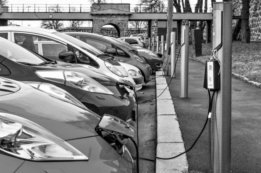 Noruega autos electricos la-tinta