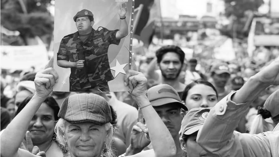 Venezuela chavismo la-tinta