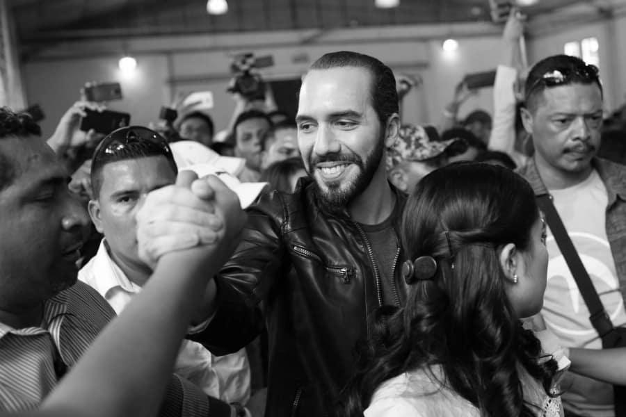 El Salvador Nayib Bukele la-tinta
