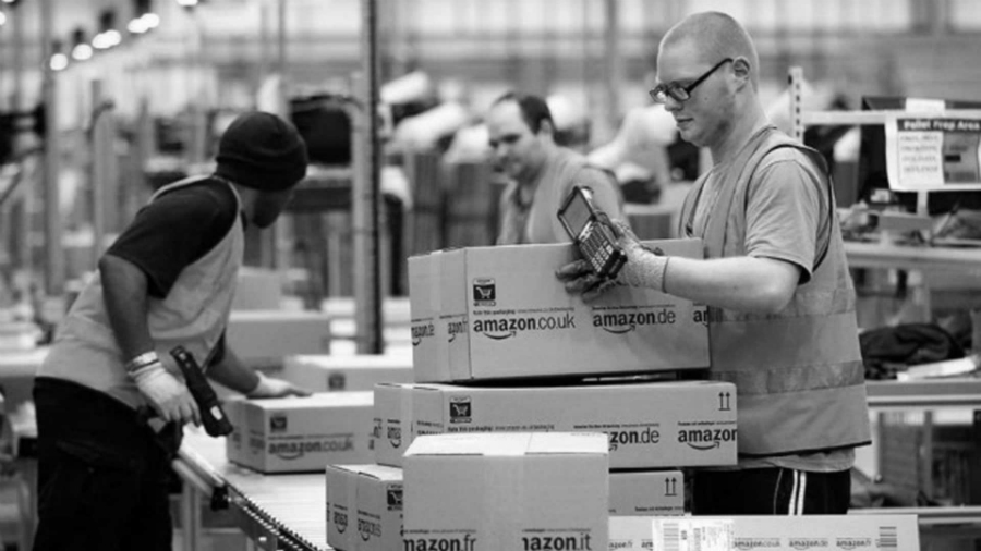 Estados Unidos Amazon industria la-tinta