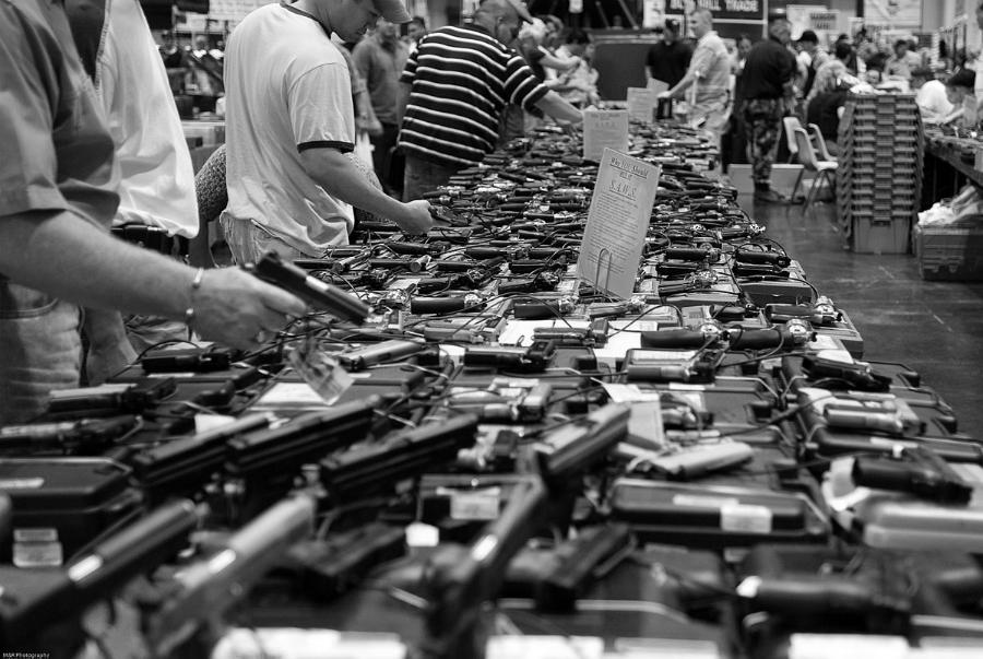 Estados Unidos venta de armas la-tinta