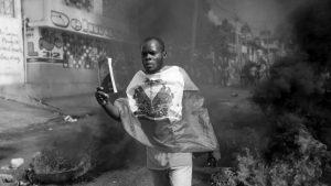 Crónica desde un Haití al rojo vivo