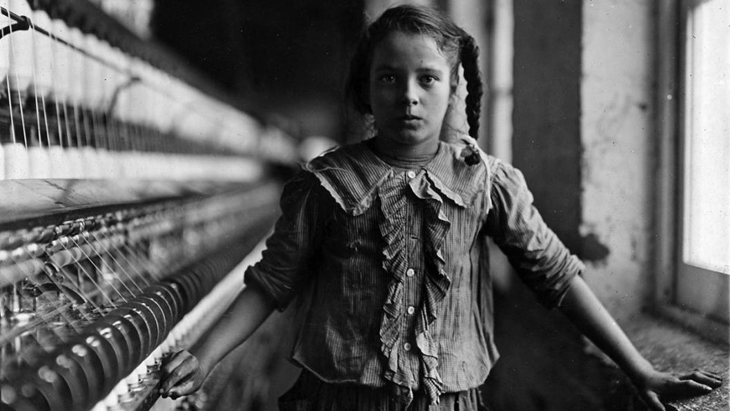 Lewis Hine retrato de la clase trabajadora_portada