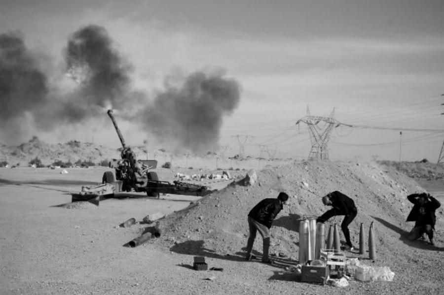 Libia desierto guerra la-tinta
