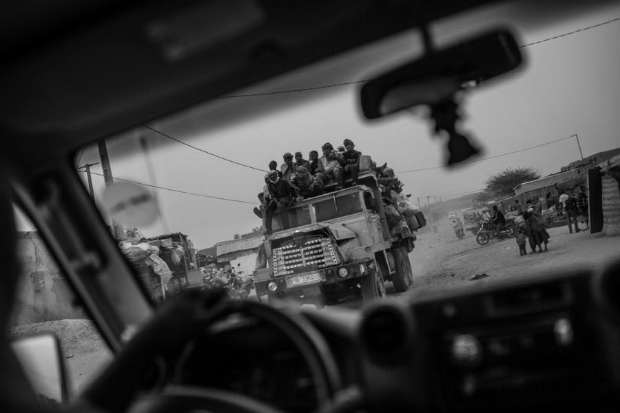 Niger migrantes la-tinta