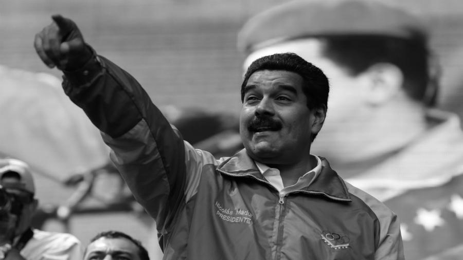 Venezuela Maduro Chavez la-tinta