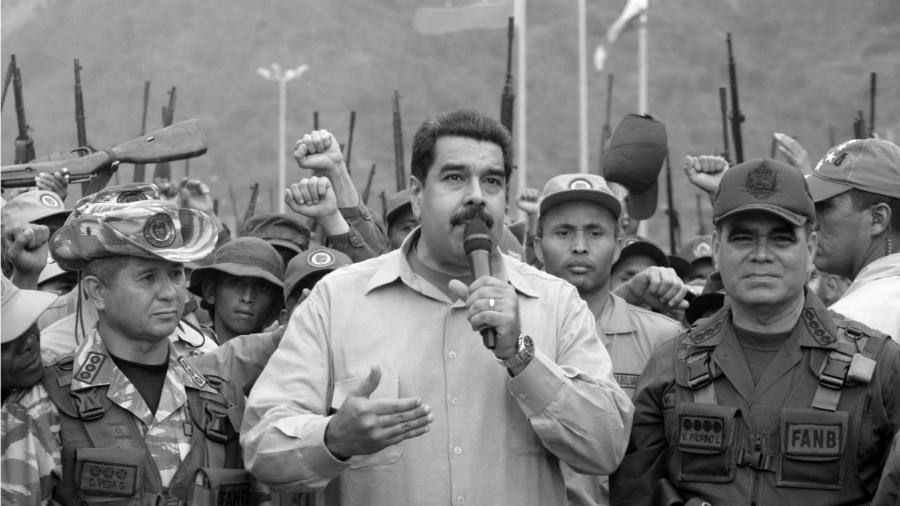 Venezuela Maduro Fuerzas Armadas