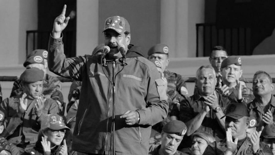 Venezuela Maduro ejercito la-tinta
