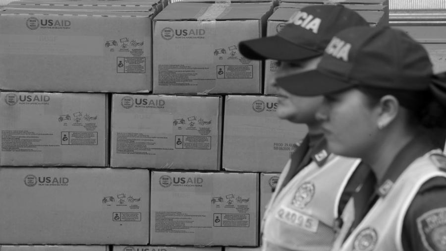 Venezuela Usaid ayuda humanitaria Colombia la-tinta