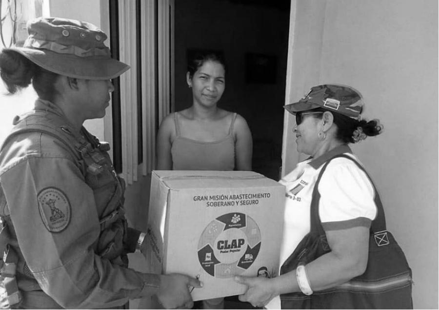 Venezuela organizacion popular la-tinta
