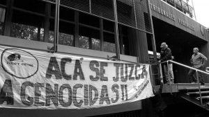Mendoza: Abuelas pide 15 años para un militar por apropiación de Claudia Domínguez Castro