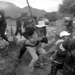 Reprimen a pueblo diaguita en Salta
