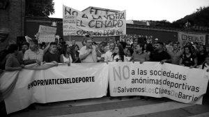 El deporte argentino, los derechos y el valor de protestar