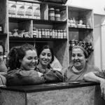 Inaugura el Almacén de Economía Social en la cooperativa 1936