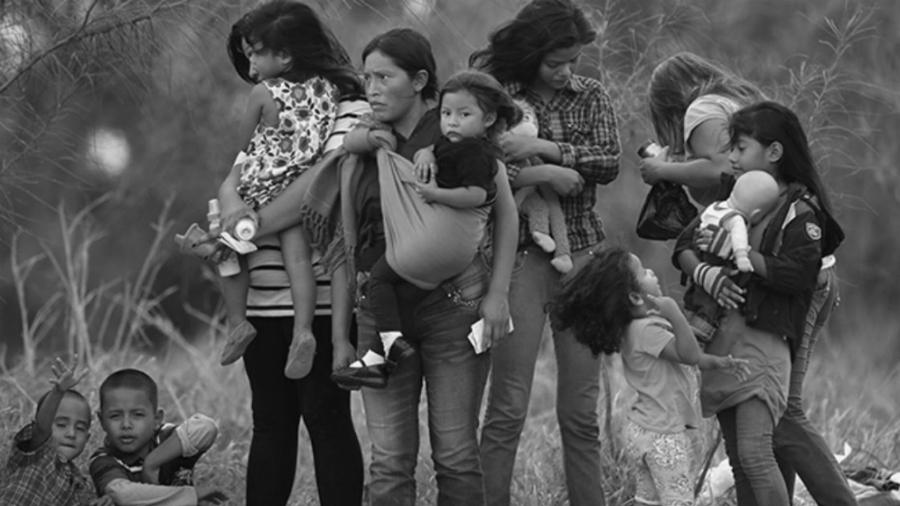 America Latina mujeres migrantes la-tinta