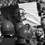 La demorada primavera argelina