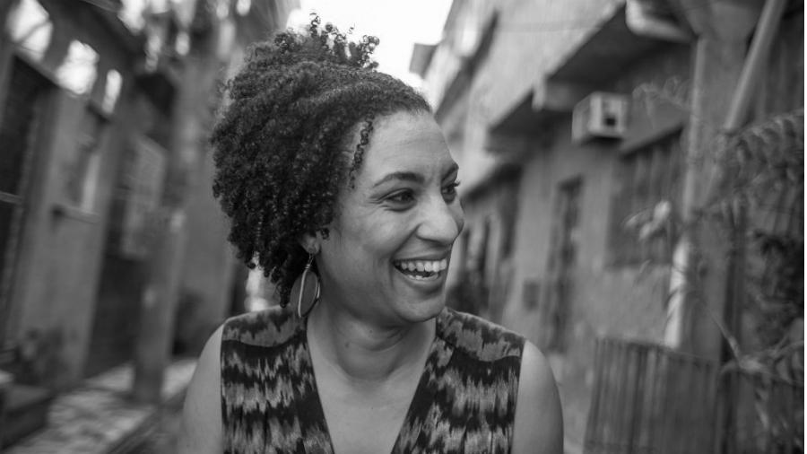 Brasil Marielle Franco la-tinta