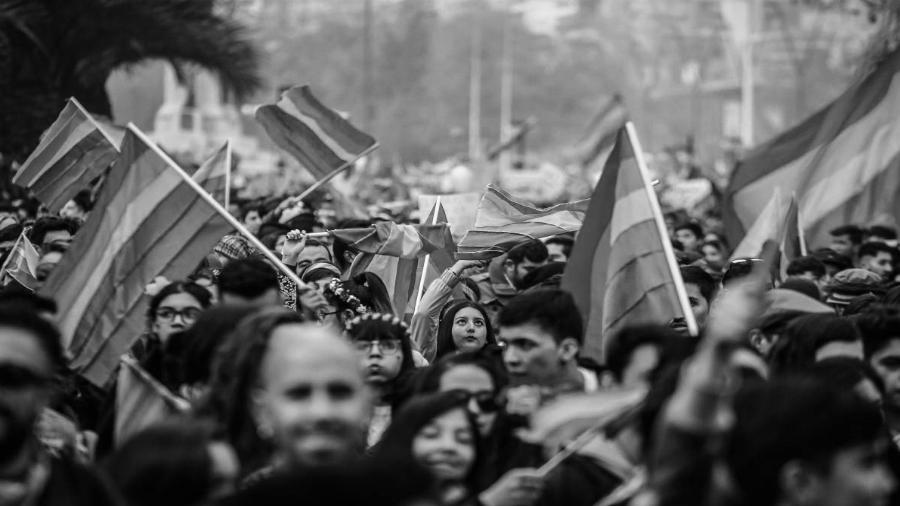 Chile LGBT movilizacion la-tinta