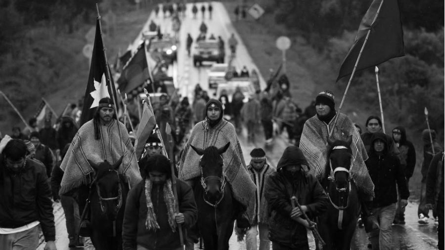 Chile pueblos originarios la-tinta