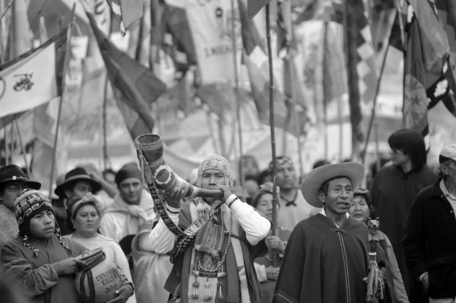 Chile pueblos originarios movilizacion la-tinta