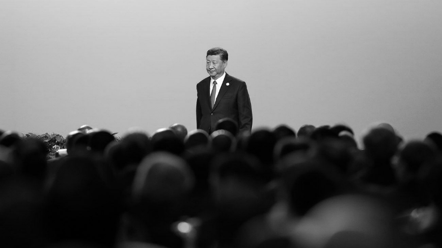 China presidente Xi Jiping la-tinta