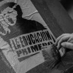 Multaron con 10 mil pesos a los estudiantes que protestaron por el cierre de las escuelas para adultos