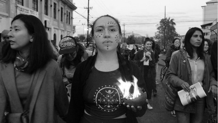 Ecuador movilizacion mujeres la-tinta