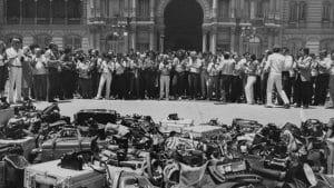 El camarazo a la dictadura