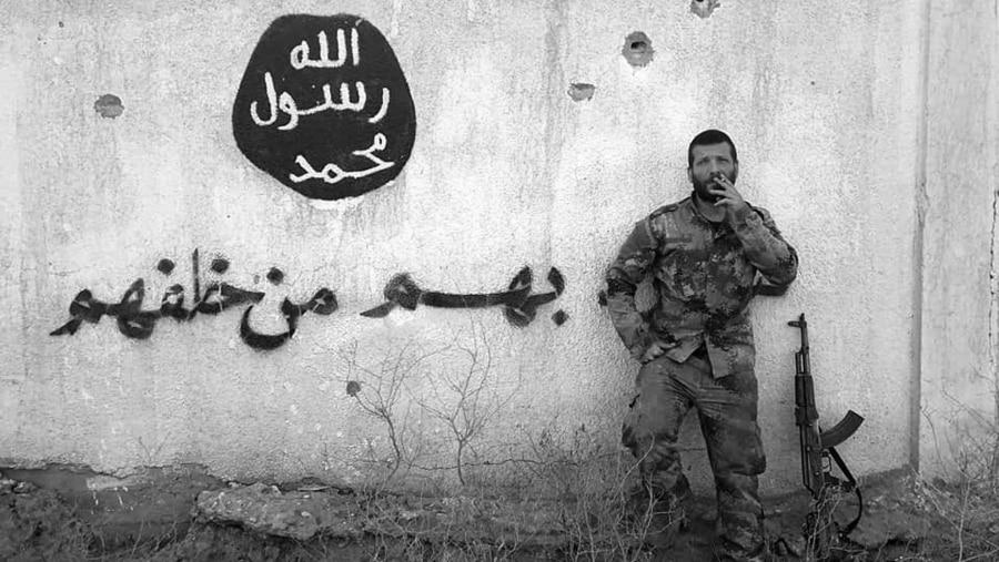 Kurdistan Lorenzo Orsetti ISIS la-tinta