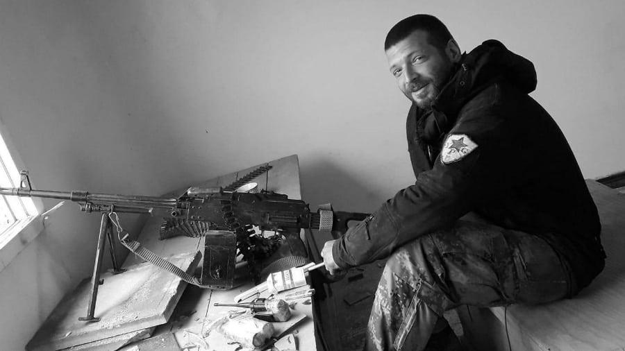 Kurdistan internacionalista Lorenzo Orsetti la-tinta