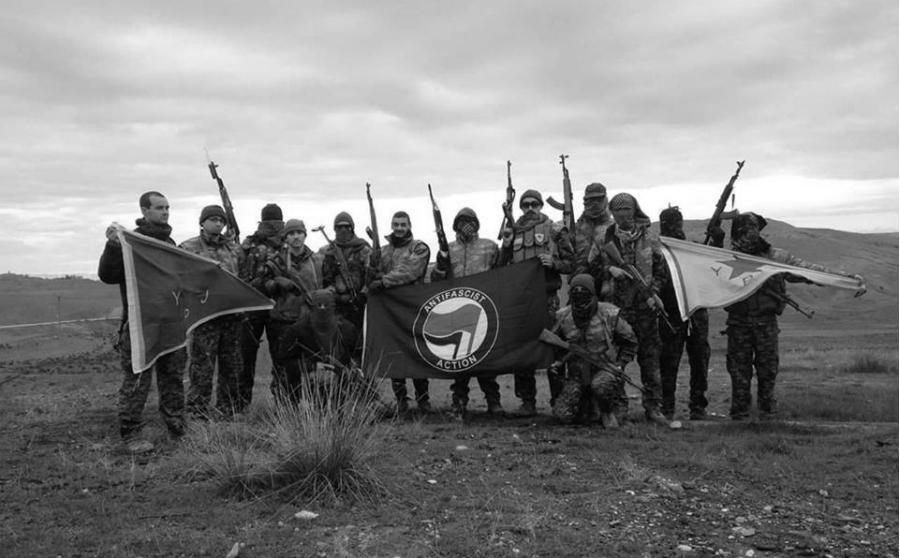 Kurdistan sirio antifascistas la-tinta