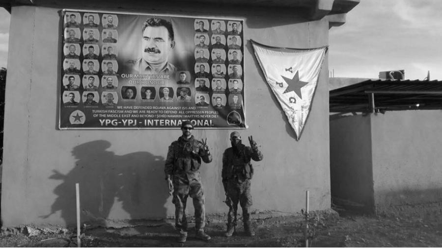 Kurdistan sirio combatientes Ocalan la-tinta