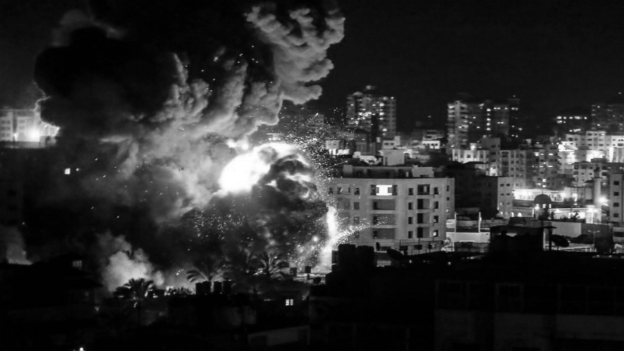 Palestina Franja de Gaza ataques israelies la-tinta