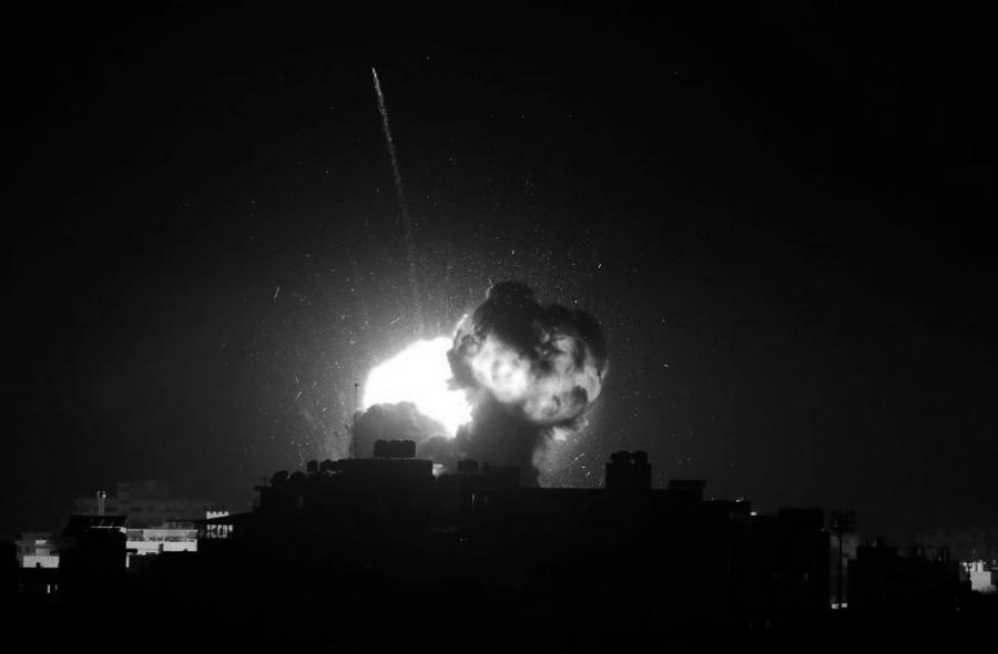 Palestina ataques israelies a Gaza la-tinta