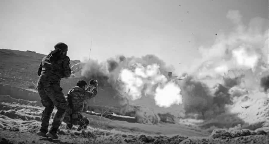 Siria Deir Ezzor YPG ISIS la-tinta